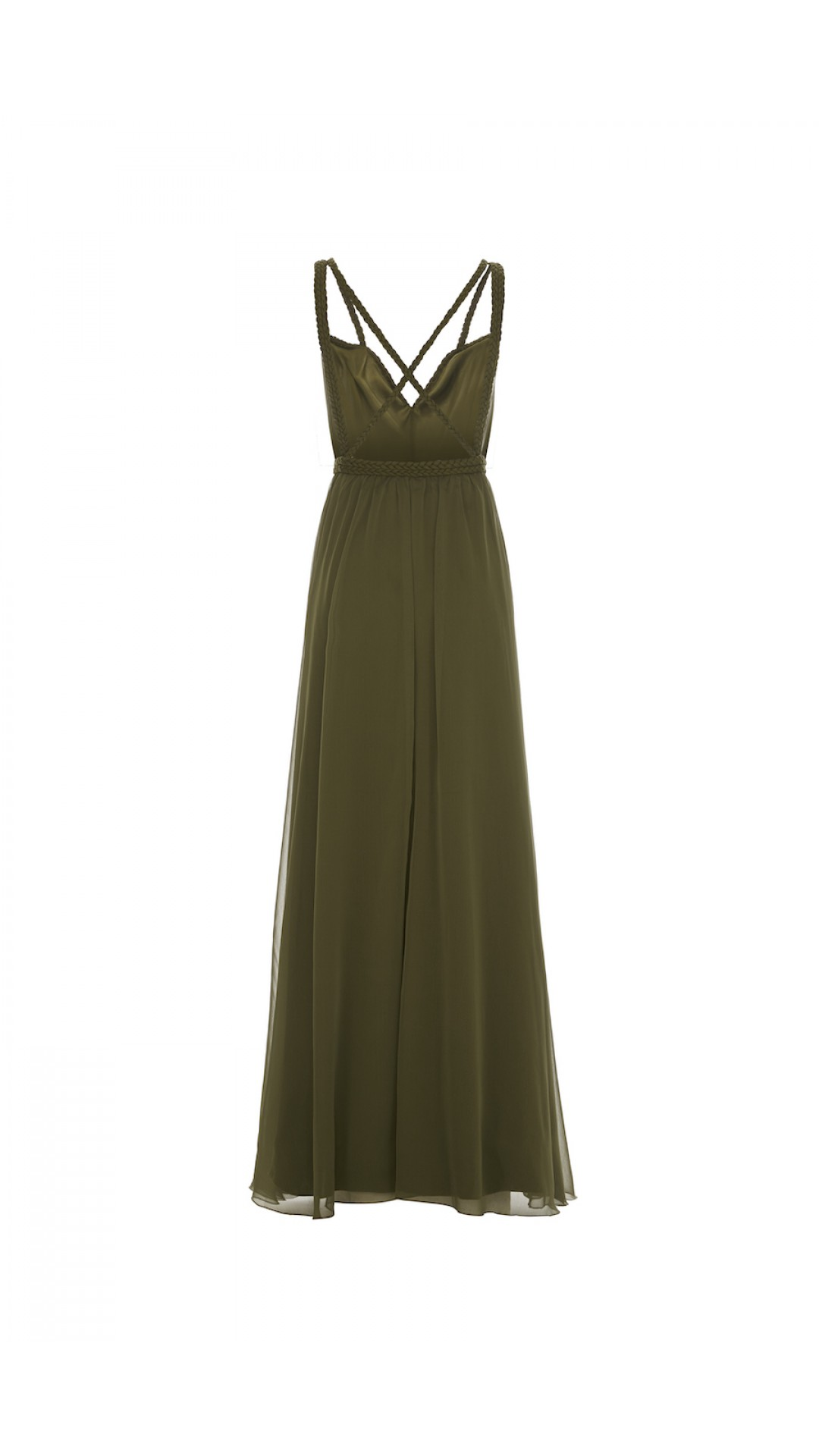 CHIFFON NIGHT DRESS